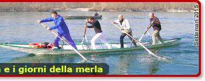 Pavia e i giorni della Merla